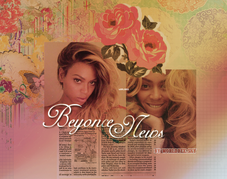 __ON THE RUN  _______ QUICK NEWS _____ ____________________________________  ArTicLe 796 : On Worldbee - Beyonce News � � � � � � � � � � � � � � � � � � � � � � � � � � � � � � �