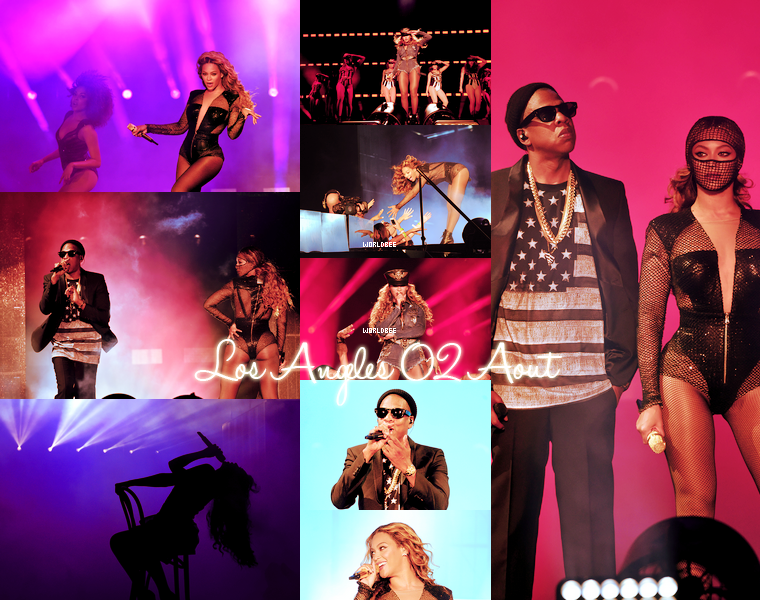 __BEYONCE FLAWLES FT NICKI_______ ON THE RUN TOUR_____ ____________________________________  ArTicLe 801 : On Worldbee - Beyonce News � � � � � � � � � � � � � � � � � � � � � � � � � � � � � � �