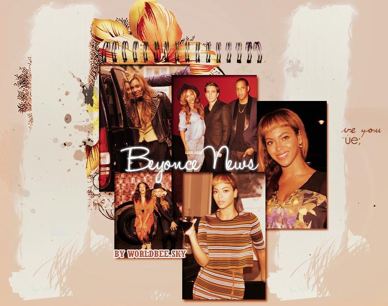 __ BEYONCE NEWS __ ____________________________________  ArTicLe 811 : On Worldbee - Beyonce News � � � � � � � � � � � � � � � � � � � � � � � � � � � � � � �