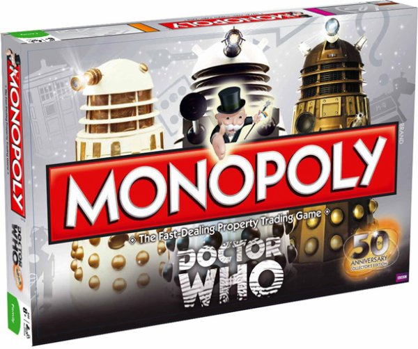 Monopoly Sp�cial Doctor Who