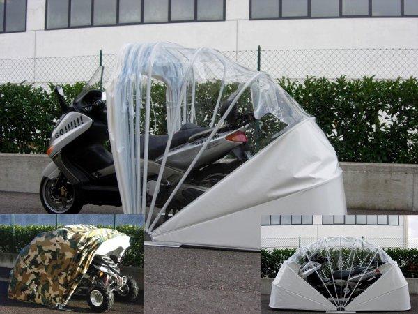 Blog de abri bache garage souple blog de abri bache for Bache moto exterieur