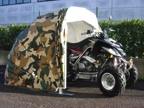 Blog de abri bache garage souple blog de abri bache for Garage auto quad passion