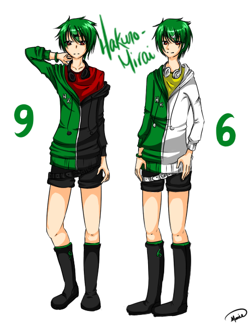 Genshine Kyuu et Roku