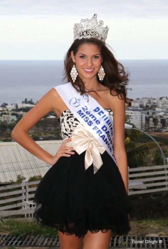 Miss France 2012 Miss Monde de Miss France 2012