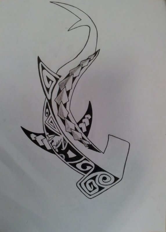 Blog de passion dessins un blog pour pr senter mes - Dessin requin marteau ...