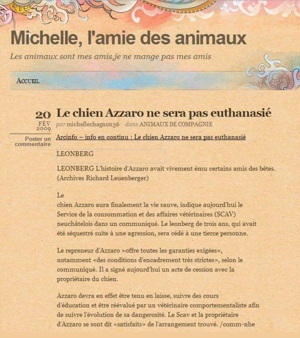 Archives de l'AVPRC.