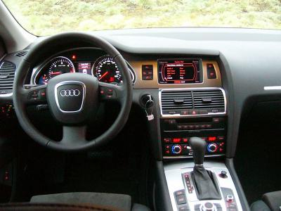Interieur audi q7 rockycar skyblog com for Interieur q7