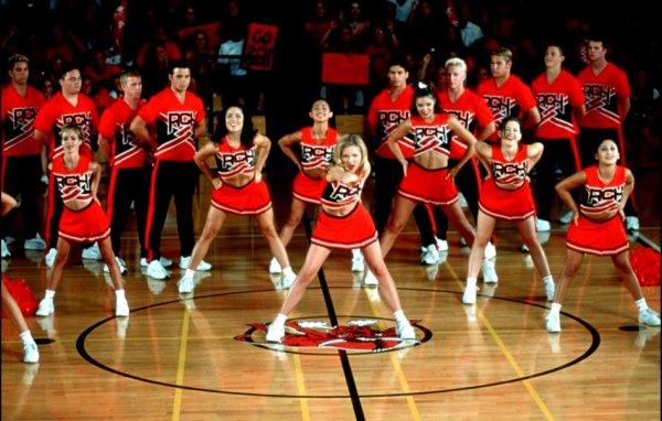 Le sport aux Etats-Unis - Cheerleading
