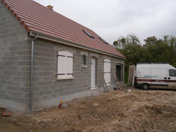Maison hors d 39 eau hors d 39 air construction de notre maison for Maison traditionnelle hors d eau hors d air