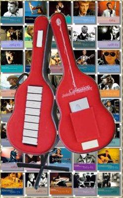 coffret guitare collector johnny hallyday blog de. Black Bedroom Furniture Sets. Home Design Ideas