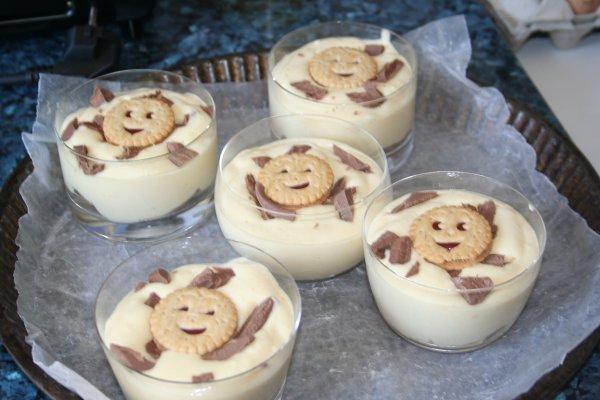 Dessert facile rapide et bon la gourmandise de liline - Dessert rigolo et facile ...