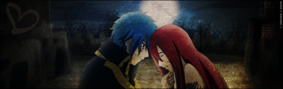 les couples d'en Fairy Tail