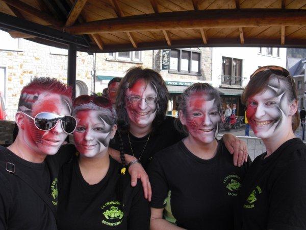 Carnaval de La Roche-en-Ardenne .