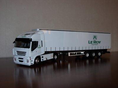 Iveco stralis 500ch leroy logistique eligor trucks - Le roy logistique ...