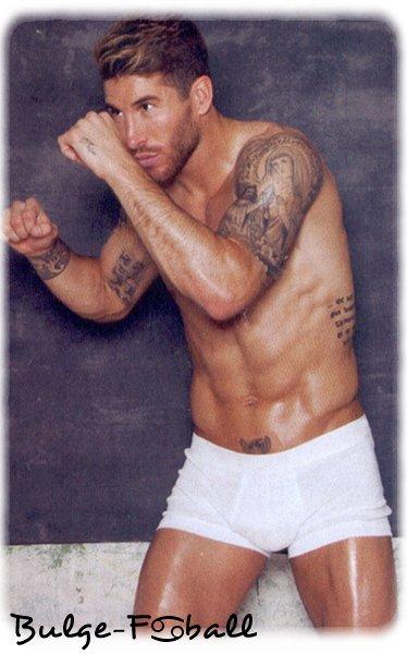 Sergio Ramos bulge
