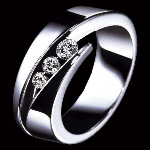 ... éclat du diamant pour une bague de fiançailles véritable coup de