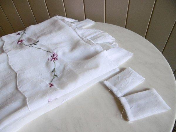 une pince en forme de fleur pour rideau les p 39 tites mains bricoleuses. Black Bedroom Furniture Sets. Home Design Ideas