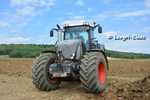 Labour 2013 --> --> Fendt 933 Vario Black Beauty [SARL Theveny ]