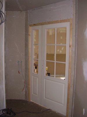 Notre belle porte de salon salle a manger notre maison for Porte de champerret salon parking