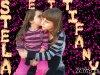 ma soeurs et tifany !