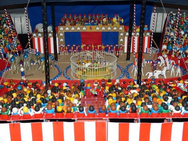 Articles de collection de playmobil tagg s cirque - Cirque playmobil ...