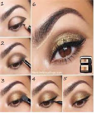 makeup 2 maquillage tr s simple pour les cours tuto produits utiliser beautyblog20. Black Bedroom Furniture Sets. Home Design Ideas