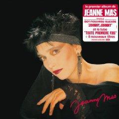 2010 - Jeanne Mas , premier album (4e version): vinyl replica Deluxe 2010 ----------------------------------------------------------------------Discographie
