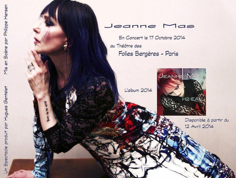 17 octobre 2014 - Toute premi�re fois aux Folies Berg�re (30 ans de carri�re) ---------------------------------------------------------------------------------Concerts