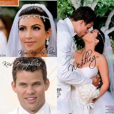 Kim Kardashian Mariage Zoom Sur le Mariage de Kim