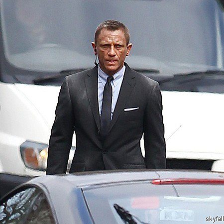 """Skyfall"" : un Javier Bardem blond pour faire face � James Bond !"