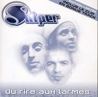 """extrait de la chanson """"Du rire aux larmes"""" de Sniper"""