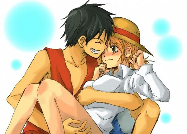 Nami And Luffy Lemon