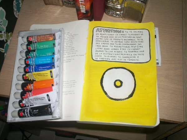 Saccage ce Carnet Blog Saccage ce Carnet Wreck This