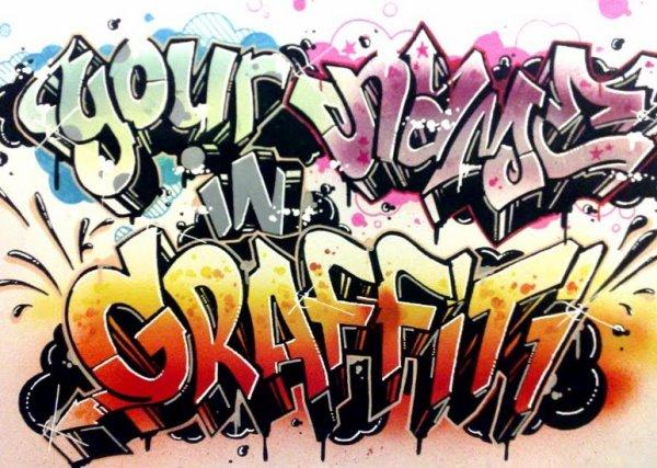Graffitie: Creator Graffiti Alphabet  Graffiti Tag Generator