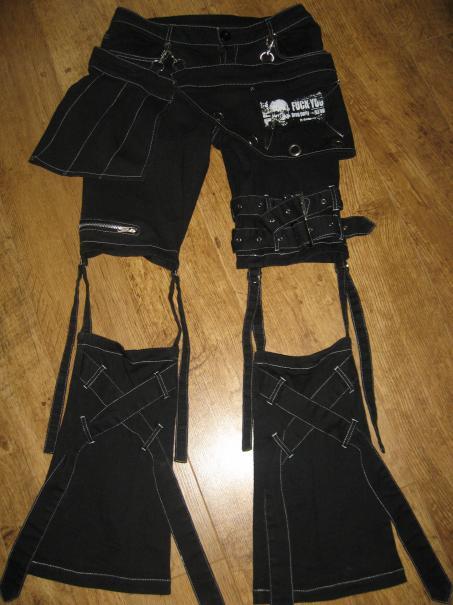 pantalon porte jartelle blog de japan shop. Black Bedroom Furniture Sets. Home Design Ideas