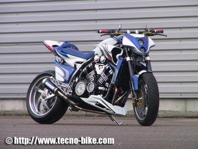 Yamaha 1500 Vmax