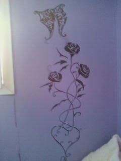 pour commencer dessin int rieur mur de chambre de ma