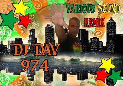 MEGA REMIX VIBRATION / DJ DAV'974 REMIX ZAHO - c'est chellou vers. Ragga (2010)
