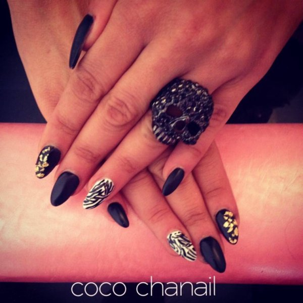 Deco Ongle Gel Nail Art Nail Art Ideas