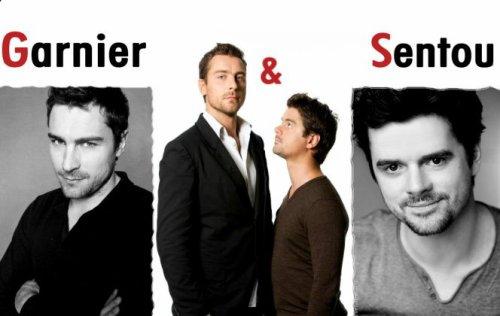 Garnier avec un G comme Grand et Sentou avec un S comme Sma.. Souple, pardon !