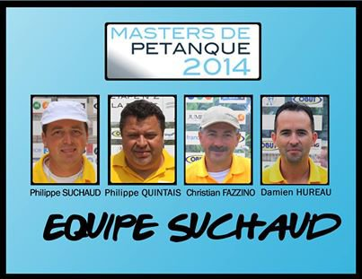 Masters 2014 : six �quipes connues :