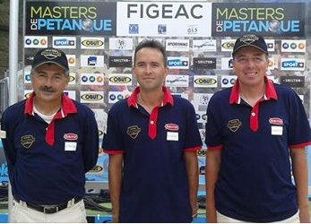 Masters 2014 : premi�re �tape � Figeac:
