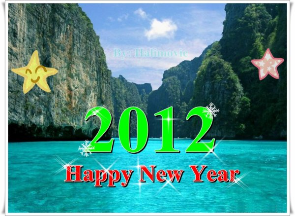 Happy New Year :::: 2012 ::::