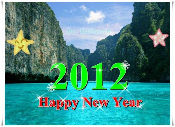 Happy New Year :::: 2012 ::::