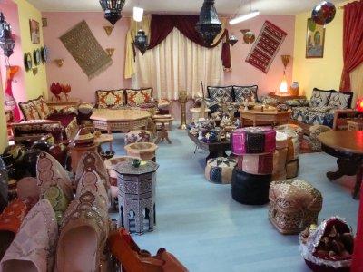 100 oriental salon marocain 100 oriental for Salon oriental marocain