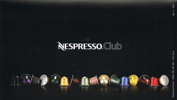 Nestlé Nespresso S.A., trading as Nespresso, is an operating unit of the Nestlé Group, based in Lausanne, Switzerland. Nespresso machines brew espresso and coffee from coffee capsules, or pods in machines for home or professional use, a type of pre-apportioned single-use container of ground coffee beans, sometimes with added flavorings. Once inserted into a machine, the capsules are pierced.