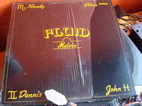 FLUID LP............UNE REPRISE TERRIBLE!!!!!