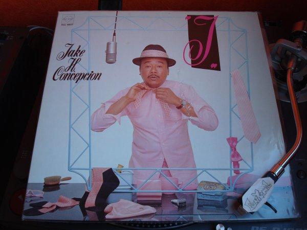 """JAKE H. CONCEPTION..  LP ..... """"J"""" ....UN EXCELLENT MORCEAU....!"""