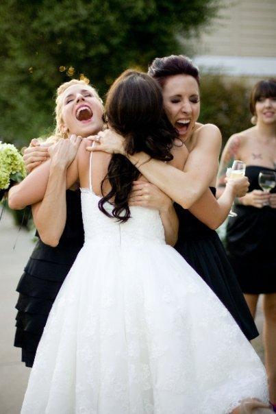 Gena Paulhus Wedding Article sur les copine...