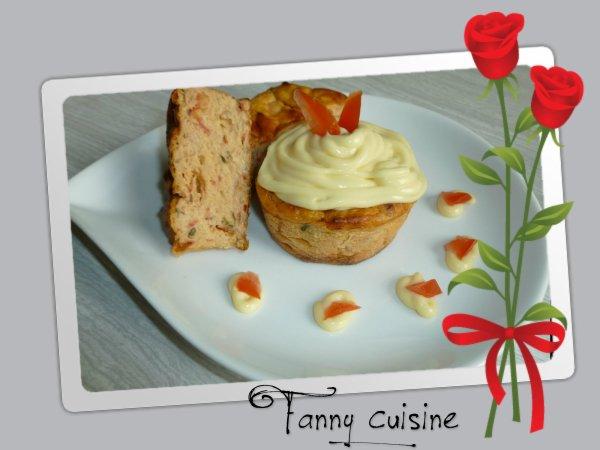 terrine thon tomates fraiches au thermomix fanny cuisine. Black Bedroom Furniture Sets. Home Design Ideas